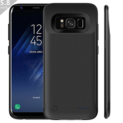 COOFUN Samsung Galaxy S8 Charger Battery Case