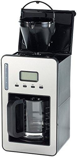 Rosenstein & Söhne Programmierbare Kaffeemaschine KF-316, 1.000 W - 3