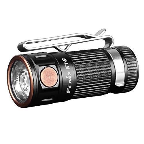 FENIX E16 Mini EDC Taschenlampe mit Maxi Output