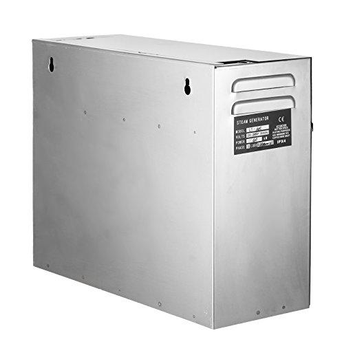 BuoQua 6KW Dampfgenerator Dusche Dampferzeuger Sauna Für Dampfbad Dampfdusche Und Dampfbäder Private Und Gewerbliche Dampfgerät - 3