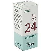 Biochemie Pflüger 24 arsenum jodatum D 6 pastillas ...