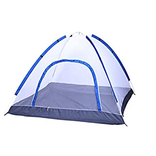 LUHUIYUAN Tent Outdoor tents Camping tents All-net net tents Single-layer accounts Free-built speed-opening Anti-mosquito indoor tents