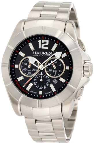 Haurex 0A366UNR - Orologio da uomo
