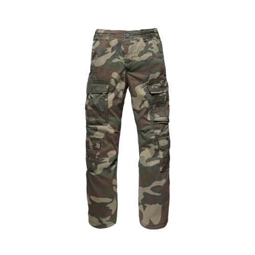Vintage Industries Pack Pant wood camo