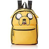 Adventure Time Mochila infantil Amarillo 5.0 liters - Mochila 40 cm reversible