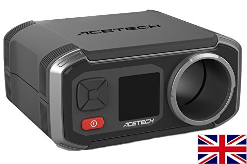 Xcortech AIRSOFT SHOOTING CHRONO CHRONOGRAPH NEW X3200 AC6000 ACETECH BB TESTER