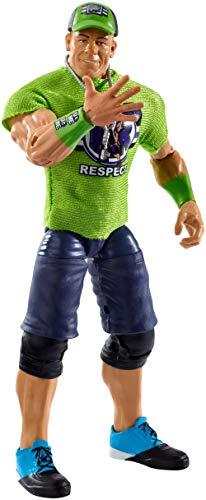 WWE Mattel GCL20 - Elite Figur (15 cm) John Cena, Spielzeug Actionfiguren
