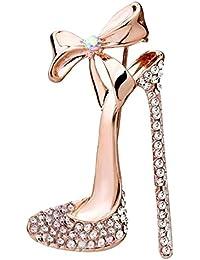 Esmalte Turquesa zapatos de tacón alto diseño de Clip en encanto ALejSa2