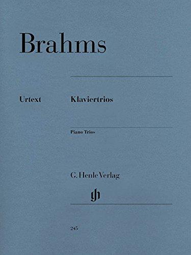 Klaviertrios Op 8 87 101. Violine, Violoncello, Klavier