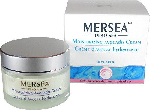 MERSEA Totes Meer - Feuchtigkeitsspendende Avocado Crème, 1er Pack (1 x 50 ml)