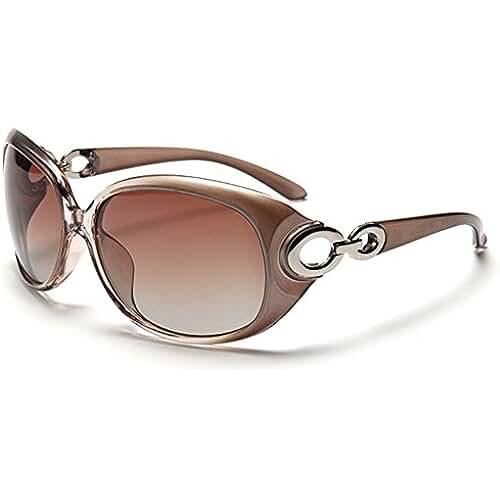 993fc27991 Gafas de Sol Mujer Polarizadas, Anti-Reflejo 100% UV Ojos Pr