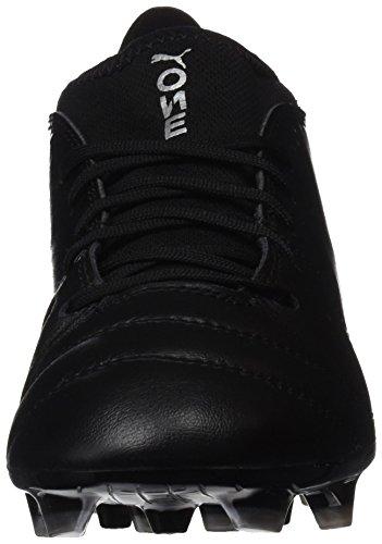 Puma Men s ONE 17 3 AG Football Boots  Black-Silver 03  10 UK 10 UK