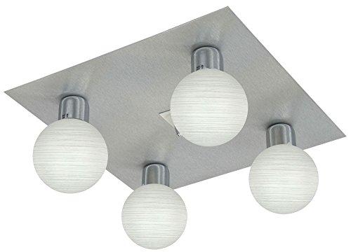 KREATIV - Deckenlampe CHANGE 4-flammig GU10