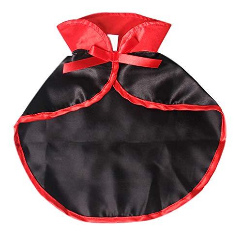 Boodtag Katzen Kostüm Halloween Kostüme Hustier Umhang Cosplay -