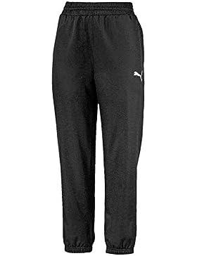 Puma Active Woven Pantalones, Mujer, 851777, Black, Extra-Small/Small