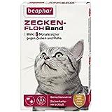 "Zecken-Flohband ""S.O.S"" Katze  35 cm"
