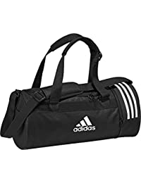 9d53f39ae2 adidas Polyester 23 cms Black and White Travel Garment Bag (Cvrt 3S Duf S)