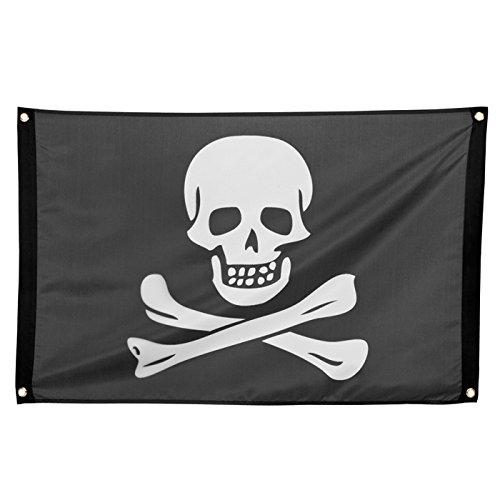 Boland B.V. Pirate Flag 60 x 90 cm