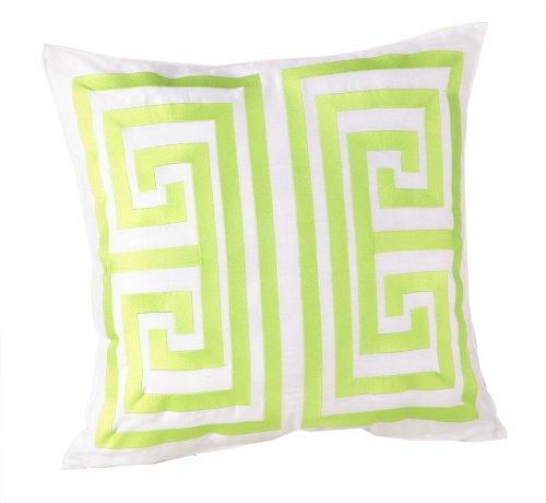 trina-turk-louis-nui-greek-key-ricamo-per-cuscino-decorativo-46-x-46-cm-colore-verde