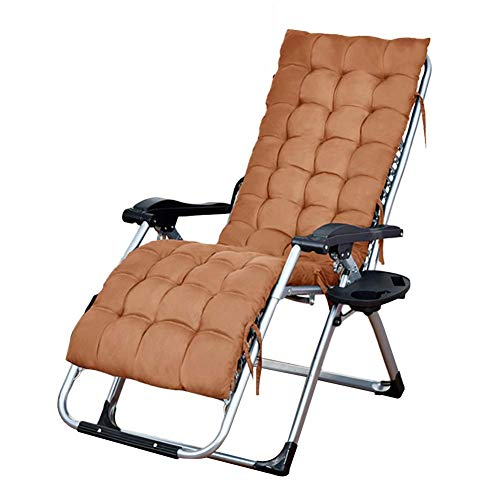 YZYZGXQ Liegestuhl Patio Kissen Für Schwere Menschen, Klappbarer Strand-Rasen-Camping-Stuhl Im Freien, Unterstützung 200kg,C
