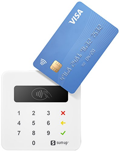 SumUp 4260325420266 Air Card Reader