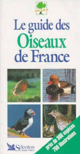 Le guide des oiseaux de France par Maurice Dupérat