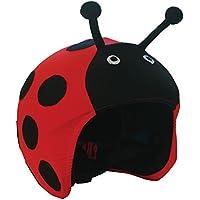 Coolcasc 001 - Funda de casco Mariquita, tamaño universal