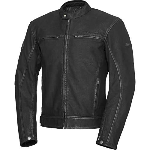 Spirit Motors Motorradschutzjacke, Motorradjacke Vintage Style Lederjacke 1.0 Kupfer braun L, Herren, Chopper/Cruiser, Ganzjährig (Vintage Motorrad Leder Jacke)
