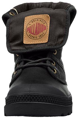 Palladium Baggy Exp Rnl U, Chaussures hautes mixte adulte Noir (315/Black)