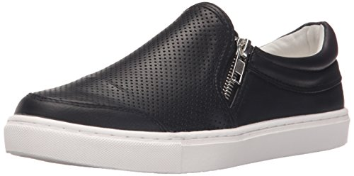 STEVE MADDEN SLIP ON DONNA ELLIAS' SLIP-ON SNEAKER (WOMEN) [SMSELLIAS-BLK] - 38,5, NERO