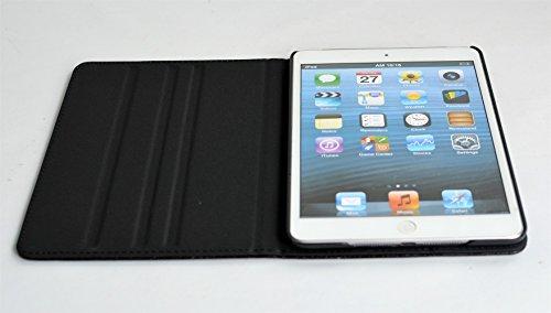 inShang iPad Hülle Schutzhülle für iPad mini 4, PU Leder mit Muster von Diamond, Ständer Etui Tasche Smart Case Cover für ipad mini4 mit Automatische Einschlaf/Aufwach + inShang Logo hochwertigen Stylus Eingabestift Stift - 4