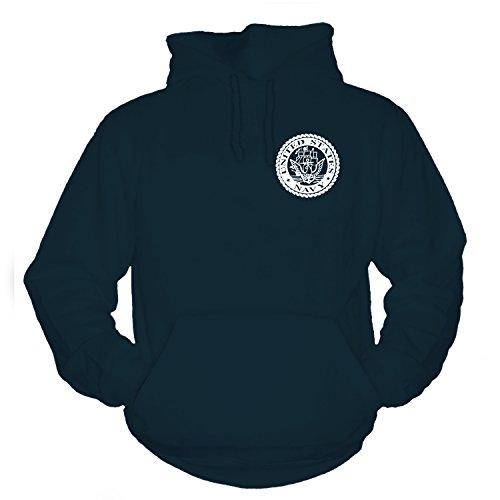 shirtmachine US Navy Hoodie (M) Us-navy