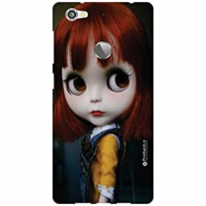 Letv Le 1s Back Cover - Silicon Wao Designer Cases