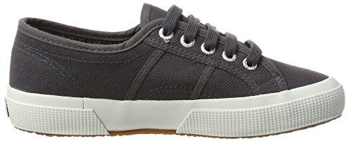 Superga 2750-cotu Classique, Unisexe Gris Adulte Sneakers (dk Grey Iron)