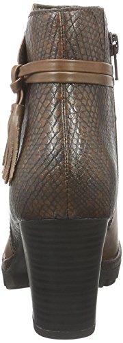 Jana 25304, Bottes Classiques Femme Marron (Cognac 305)