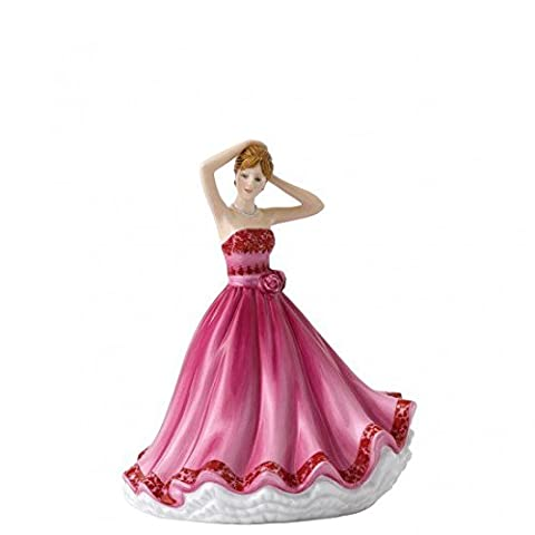 Tender Love Lady Figure - by Royal Doulton - Part of the Sentiments Range 2017 - Lady Figurine - Pretty Ladies - Sentiments