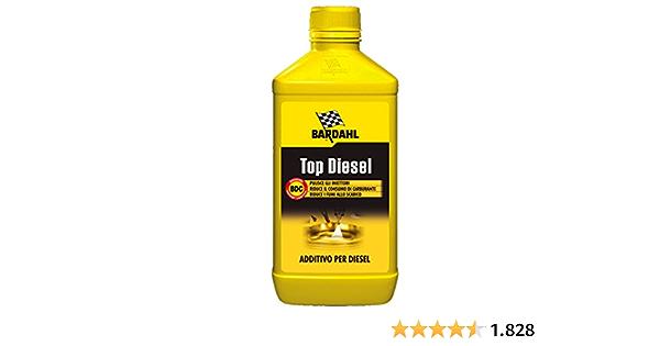 1 Liter Bardahl Additive Top Auto Dieselmotor Cleaner Reinigung Von Injektoren Auto