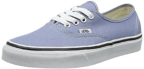 Vans U AUTHENTIC FADED DENIM/TRU VVOECD8 Unisex-Erwachsene Sneaker, Blau (faded denim/tru), EU 42.5 (US 9.5)