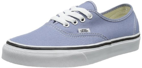 Vans U AUTHENTIC FADED DENIM/TRU VVOECD8 Unisex-Erwachsene Sneaker, Blau (faded denim/tru), EU 42.5 (US 9.5) (Billig Vans Schuhe)