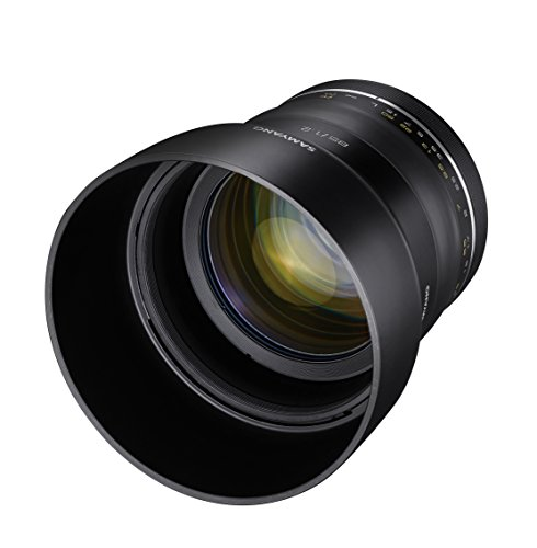 Samyang Premium 85mm F1.2 XP MF–Objektiv für Canon EF - 4