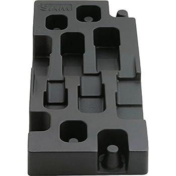 SAM Outillage MOD-31 Module vide pour cl/és /à pipe grandes dimensions Noir
