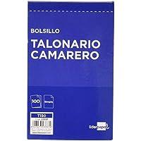 Liderpapel 23337 - Talonario 10 talonarios total 1000 hojas