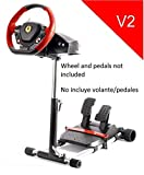 Support pour Volant Wheel Stand Pro F458/F430/T80/T100 Deluxe V2 Thrustmaster F430,...
