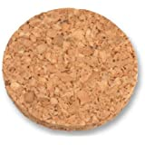 Cork Pads 19mm (pk20) - Price For Pack Of 20
