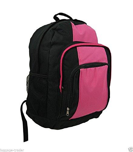 Compass Bagaglio a mano Nero, rosa Cabin Backpack