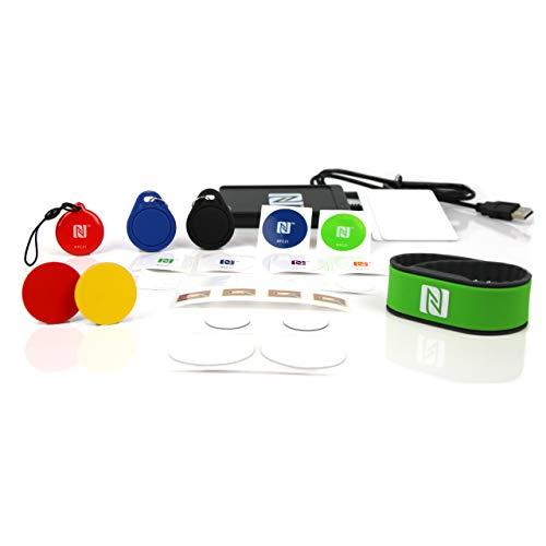 NFC Starter Kit Entwicklung, Inhalt 27 Stück