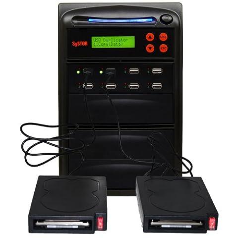 Systor 1 à 7 Duplicateur pour disque dur externe Disques durs & cartes mémoire flash USB