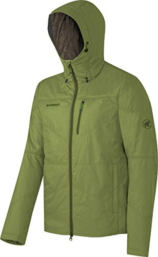 Mammut Runbold IS Hooded Jacket seaweed melange