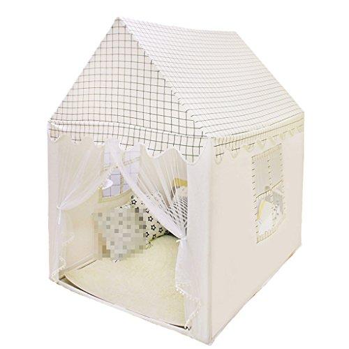 SZQ Dekoration Zelt, Indoor Baby Lesen Ecke Split Bett Baby Zelt Outdoor Spielzeug Zimmer Männlichen Mädchen Spiel Zelt 110 * 140 * 150 cm Vergnügen (Size : 110 * 140 * 150CM)