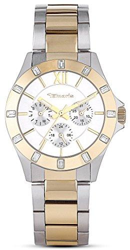 Tamaris Damen-Armbanduhr Analog Quarz B06303001